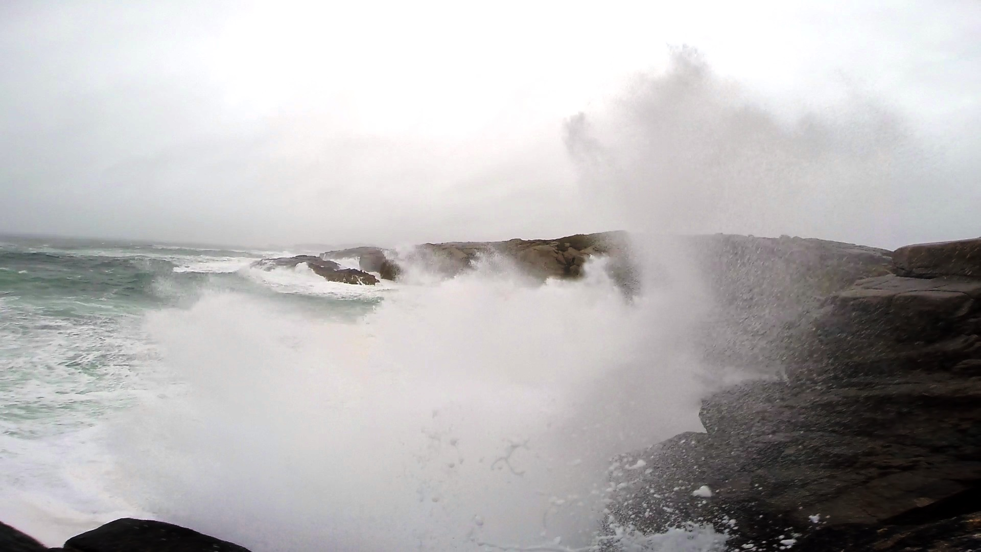 storm Desmond Ireland Donegal